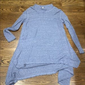 Free people long sleeve shirt
